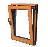 Aluminiumneigung-u. Drehung-Fenster