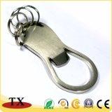 Apri di bottiglia della catena chiave di modo del metallo