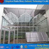 Groene Huis van het Glas van Multispan het Commerciële