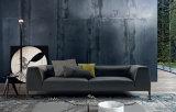 거실 (L036A)를 위한 현대 작풍 2인용 의자 가죽 소파