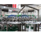 Бутылка минеральной воды решений системы заправки машины линии