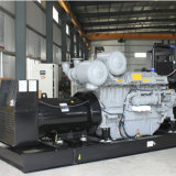 Generatore diesel silenzioso di industria 30kVA