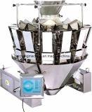Automatische Verticale Crumbs die van het Brood de Machine van de Verpakking in zakken doen