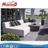 Im Freiengewebe-Möbel-spinnende Garten-und Hotel-Sofa-Sets
