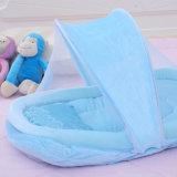 폴리에스테 아기 자는 정연한 모기장 휴대용 중국 제조자