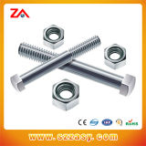 Leite Steel Screw Fasteners Stainless Bolts와 Nuts