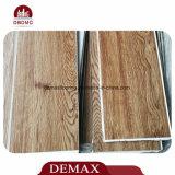 Vinile del PVC di Lvt di alta qualità che pavimenta la pavimentazione commerciale della plancia del vinile