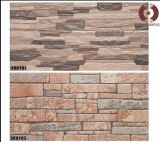 Rustikale Fliese-neue Art deckt Wand-Fliesen für Außenseite mit Ziegeln (360105)
