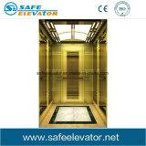 El gran espejo grabado Fabricante de elevador de pasajeros residencial