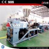 액티브한 PVC 관 쌍둥이 나사 압출기 기계 또는 선