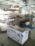 Van de hoge snelheid van Auotmatic het Voeden en van de Verpakking Lijn voor de Verpakkende Machine van het Koekje van de Chocoladereep