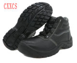 Стальные ботинки безопасности пальца ноги & дна