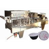 De plastic Verzegelende Machine van de Kom voor Havermoutpap (BG60A-4C)