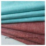 Tela de linho por atacado, Cottonfabric de linho, tela de linho poli, tela da camisa, tela do terno,