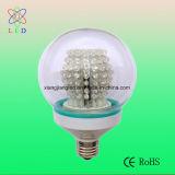 超明るいLED G100の大きい球根、LED G100型ライトランプ、LED G100 5W 500-600lm