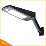 Im Freien Sonnenenergie-Garten-Lampen-Bewegungs-Fühler-Solarwand-Licht der Beleuchtung-48 LED