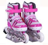 ラインスケートの靴の調節可能な子供