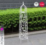 Traliccio classico del Obelisk del giardino del metallo 2014