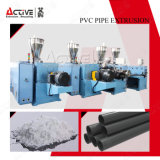 PVC管の放出ラインかプラスチック管の放出ラインまたは管の生産ライン