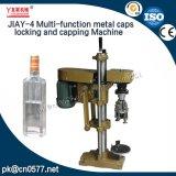 化学(JIAY-4)のための機械をロックし、キャップする多機能の金属の帽子