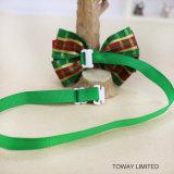 Weihnachtshaustier-Stutzen Bowtie Muffen-Hundefeiertags-Dekoration-Zubehör