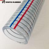 Nicht giftiges Belüftung-gewundenes Stahldraht-Rohr mit Hochdruck