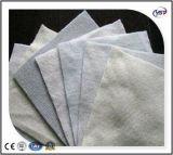 niet-geweven Geotextile 100g-1000g PP/PET voor de Aanleg van Wegen