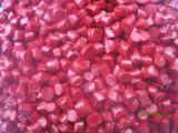 Ausgezeichneter Rosen-roter Plastik/Gummi aufbereitetes Masterbatch zu niedrigem Preis