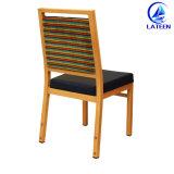 Un buen diseño muebles modernos imitado en madera Silla de Comedor