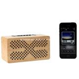 Дикторы HiFi стерео Subwoofer деревянного диктора Bluetooth беспроволочные миниые деревянные