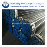 Pijpen van uitstekende kwaliteit DIN 17175/St 35.8 van het Staal van de Koolstof de Naadloze, de Buis van het Staal van DIN 2394 en Pijp in Tianjin