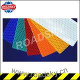Recouvrement r3fléchissant de forte intensité acrylique clair prismatique