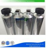 Tubo de empaquetado cosmético plegable de aluminio vacío de D40mm 200ml Bigest
