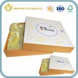Коробка верхнего сегмента изготовленный на заказ твердая с Inset для упаковывать подарка