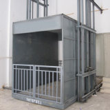 Plataforma de Trabalho de Carga de 10 metros para o depósito