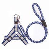 Cane Leash&Harness della corda rossa per i grandi cani di animale domestico