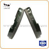 Résine de haute qualité Bond Diamond meulage de la plaque de couleur chamois de disque