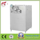 Pequeno, 300L/H, 40MPa, alta velocidade, leiteria, homogenizador do gelado