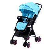Fabrik-direkt faltbarer leichter Baby-Spaziergänger