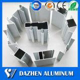 O perfil de alumínio de alumínio padrão da extrusão da alta qualidade do certificado do Ce de Alemanha personalizou