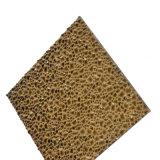 수정같은 물자 Policarbonato 지붕 폴리탄산염에 의하여 돋을새김되는 장 장식적인 장