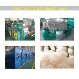 産業ヒツジのウールの洗浄およびクリーニング機械(WSSS)