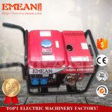 6kw petit générateur refroidi par air silencieux, générateur diesel silencieux portatif