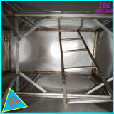Tanque de água de venda quente do calor do molde de aço inoxidável