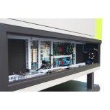 Estaca acrílica de madeira do laser do CO2 do metalóide e máquina de gravura para a venda Es-1610