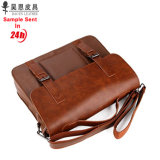 Guangzhou Factory Men' S Wholesale Fashion Designer PU Leather Handbags