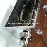 De cinta horizontal de acero de la batidora Mezcladora de polvo de gelatina para la venta
