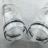 De brede Mond met Deksels ontruimt de Hoge Flessen van het Water van het Glas Borosilicate voor Sap