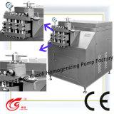 Middle, haute pression, homogénéisateur de mélange pour les produits laitiers