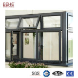 LandhausSunroomjalousie-Fenster-Glas setzt für Preis Aluminiumtür-Fenster fest